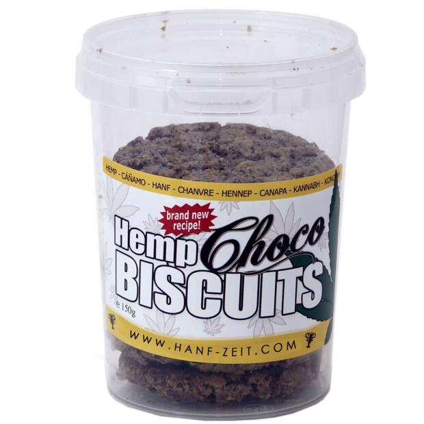 Choco-Hemp-Bisquits