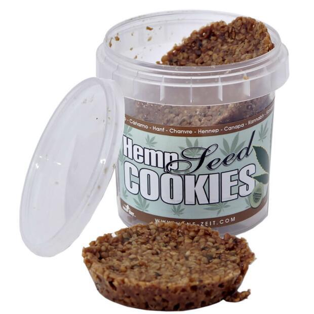 Hemp-Seed-Cookies