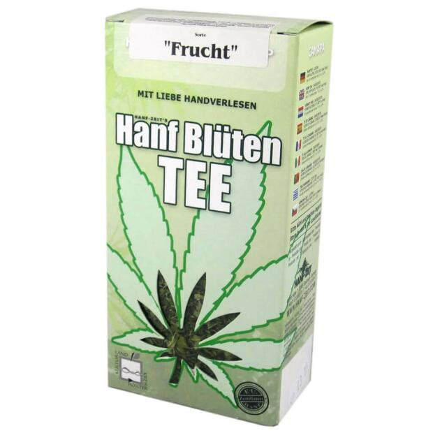 Hanf FRUCHT Tee