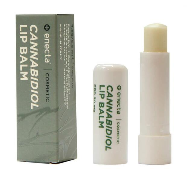 CBD Lippenbalsam Natural