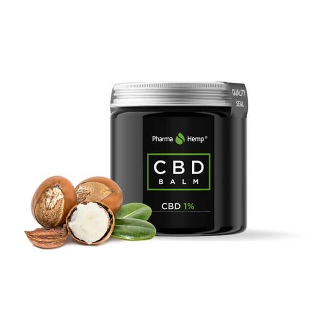 CBD Balsam 1 % - Pharmahemp