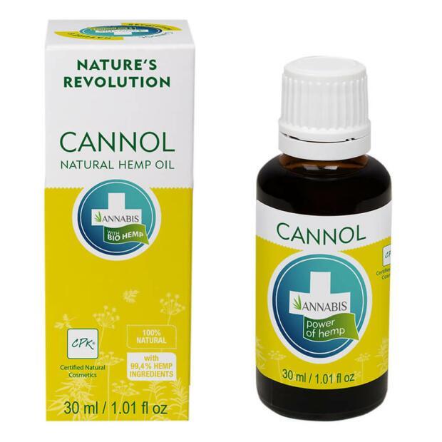 Cannol Natürliches Hanföl