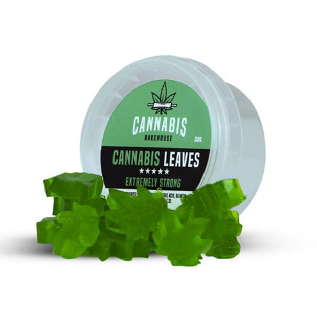 Sweets Cannabis Leaves