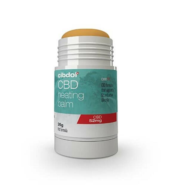 CBD-Wärmesalbe