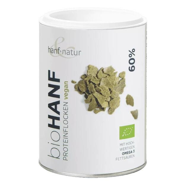 Bio Hanf Proteinflakes