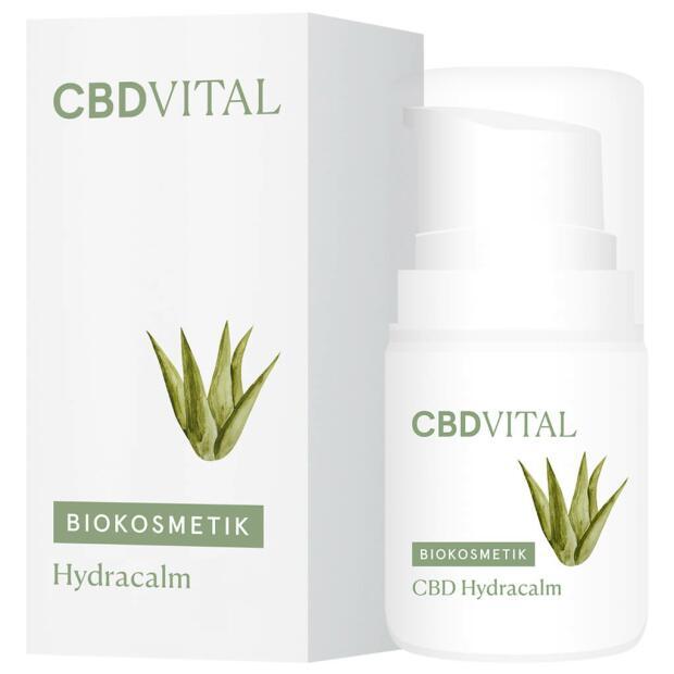 CBD Hydracalm Gesichtspflege